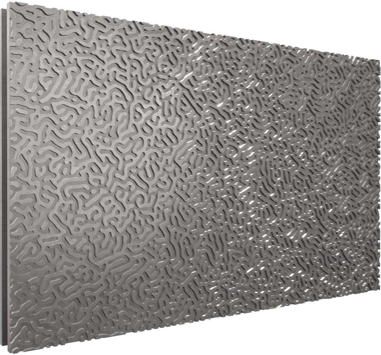 ARMACOFFRÉ® Oberflächengestaltung mit Strukturmatrizen